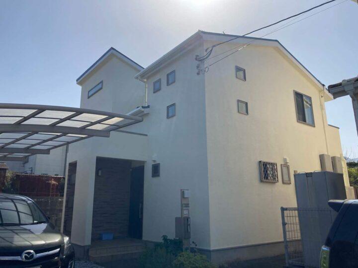 福岡市早良区 M様邸 屋根・外壁塗装工事
