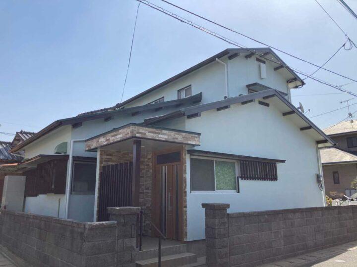 福岡市西区 S様邸 外壁塗装工事