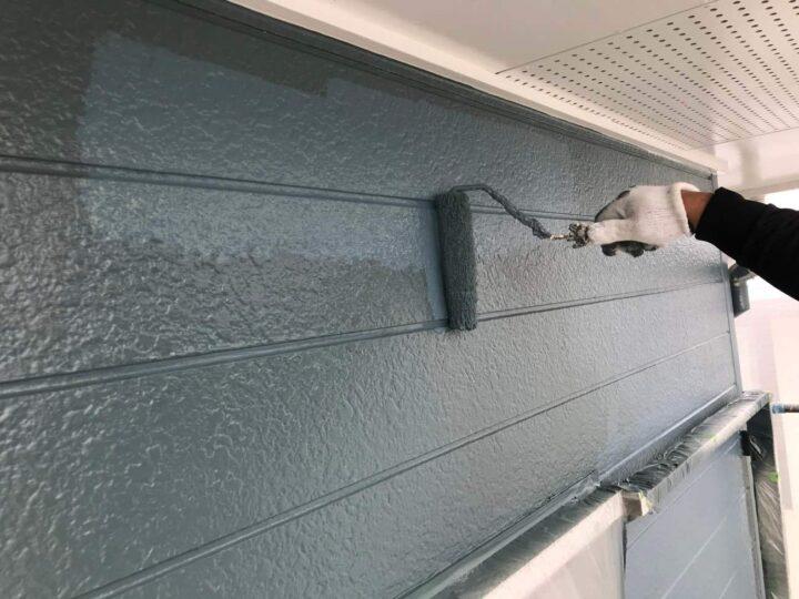 壁 下塗り~中塗り