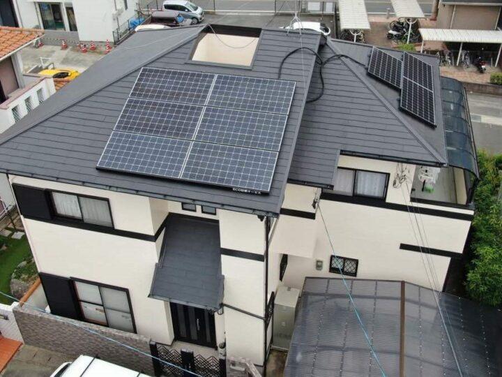 福岡市城南区 H様邸 屋根・外壁塗装工事