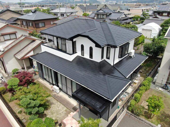 福岡市西区 Y様邸 屋根・外壁塗装工事