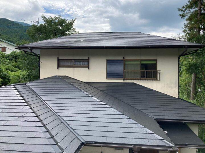 福岡市早良区 Ⅰ様邸 屋根塗装工事