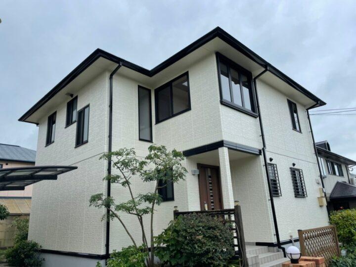 糸島市 T様邸 屋根・外壁塗装