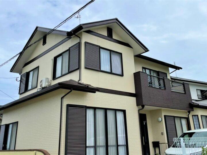 福岡市西区 S様邸 屋根・外壁塗装工事
