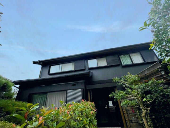 福岡市早良区 N様邸 屋根・外壁塗装
