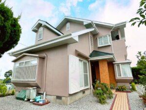 糸島市  F様邸 屋根・外壁塗装