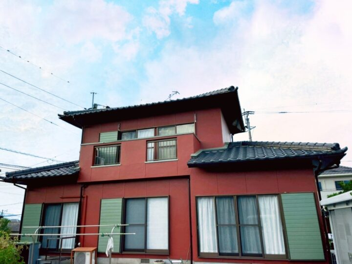 糸島市 U様邸 外壁塗装工事