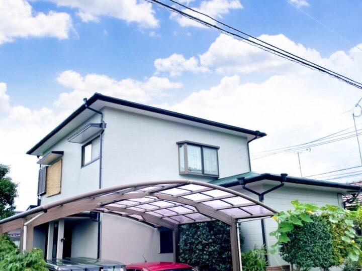 福岡市西区 A様邸 屋根・外壁塗装工事