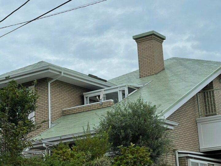 福岡市西区 M様邸 屋根塗装工事