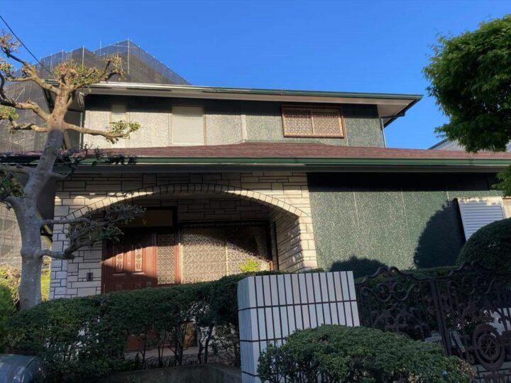 福岡市城南区 S様邸 屋根・外壁塗装