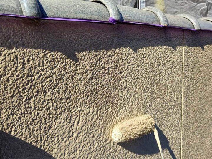 【中塗り】塀