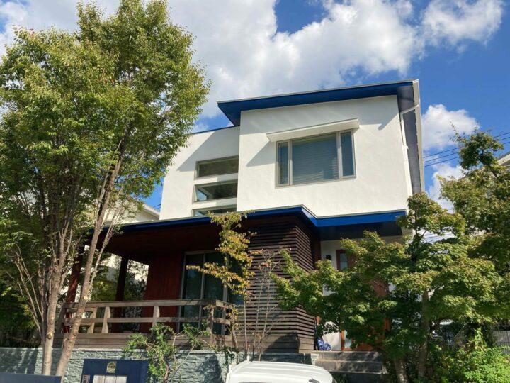 福岡市城南区 I様邸 屋根・外壁塗装工事