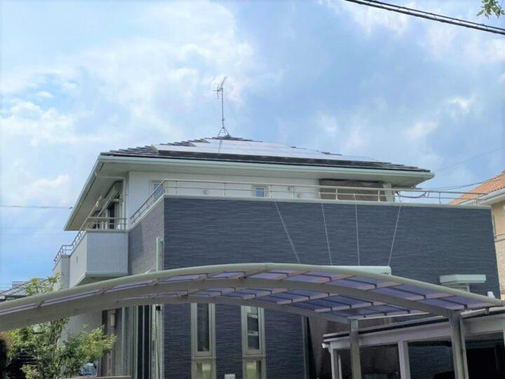 福岡市西区 Y様邸 外壁塗装・防水工事