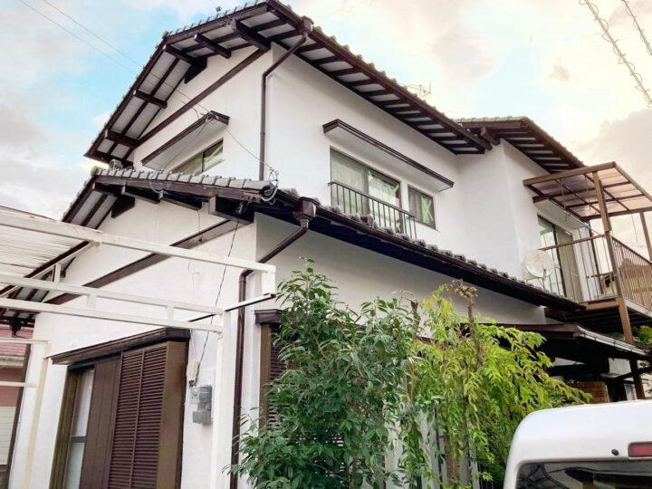 糸島市 O様邸 外壁塗装工事