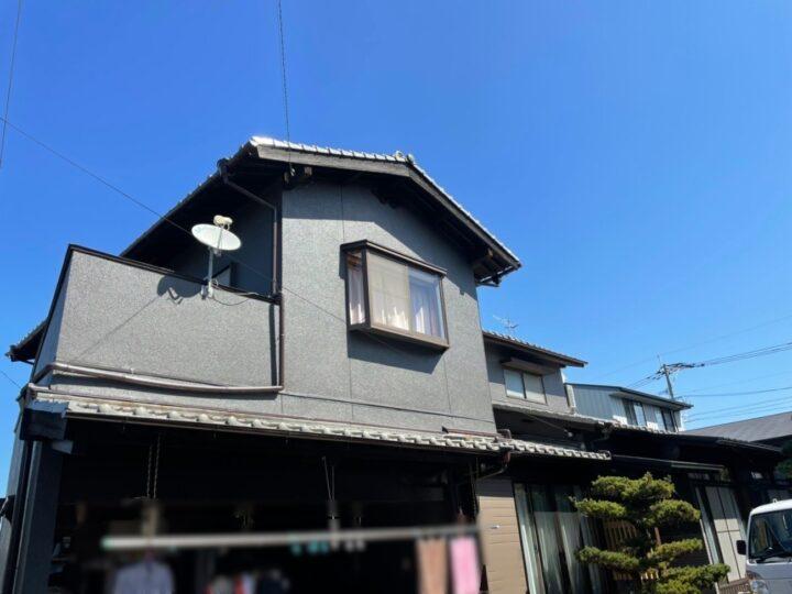 糸島市 I様邸 外壁塗装工事