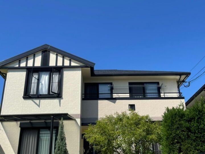 糸島市 M様邸 屋根・外壁塗装工事