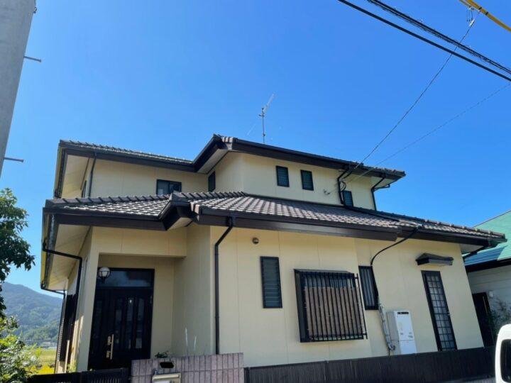 糸島市 T様邸 外壁塗装工事